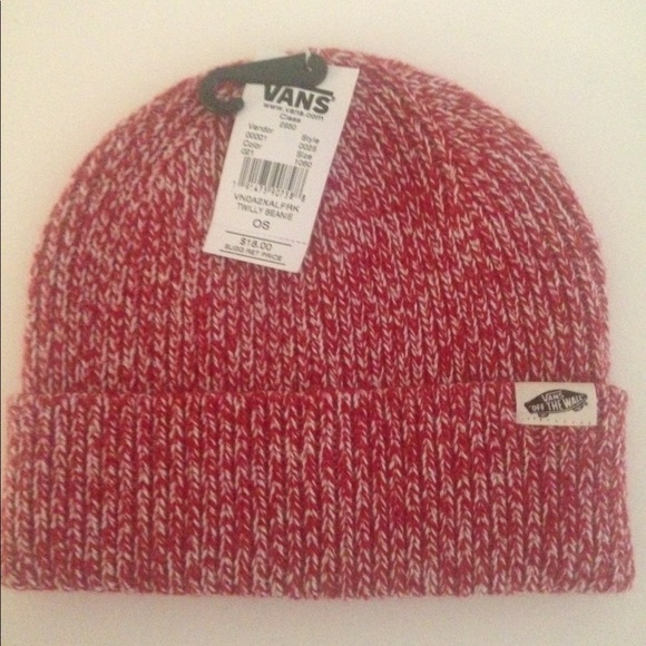 83a365d3 Vans Accessories | Womens Beanie Brand New With Tags | Poshmark